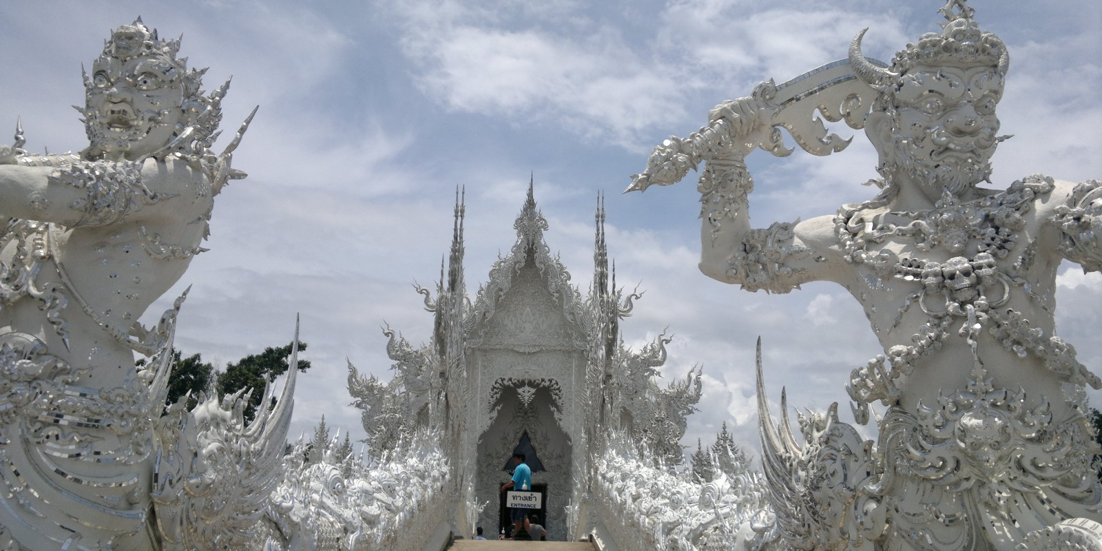Tempio Bianco (Chiang Rai)