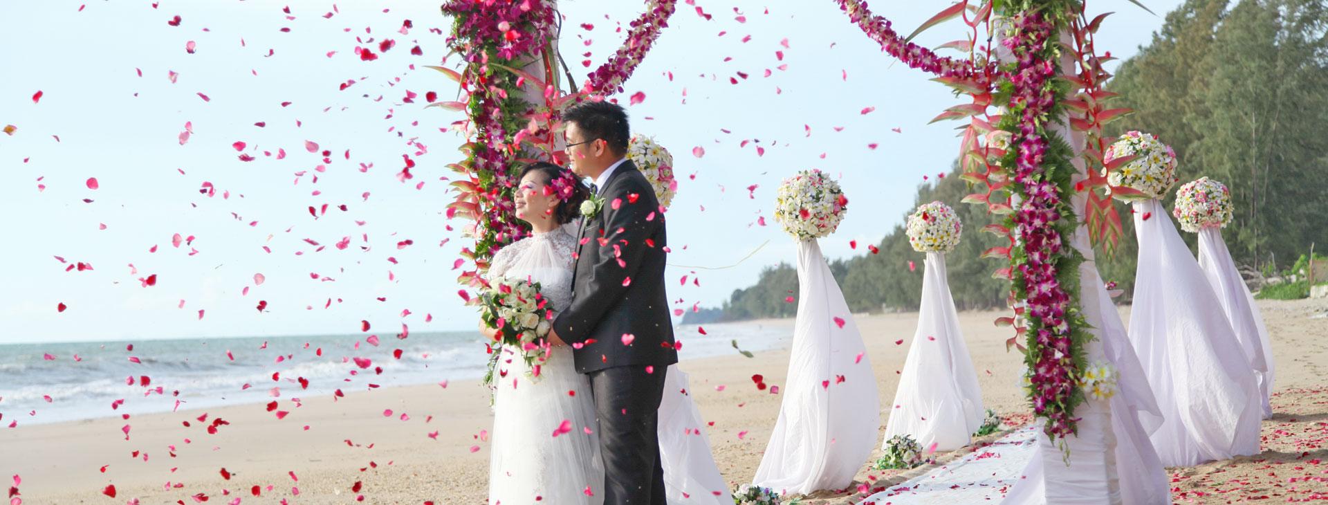Matrimonio In Thailandia : Matrimonio sulla spiaggia in thailandia fant asia travel