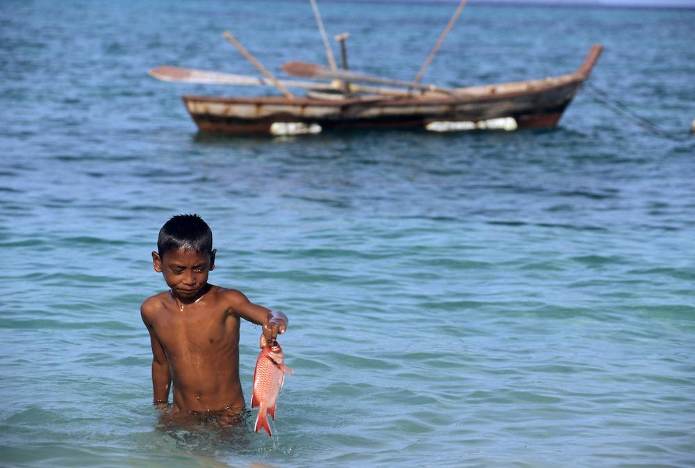 thailandia bambini