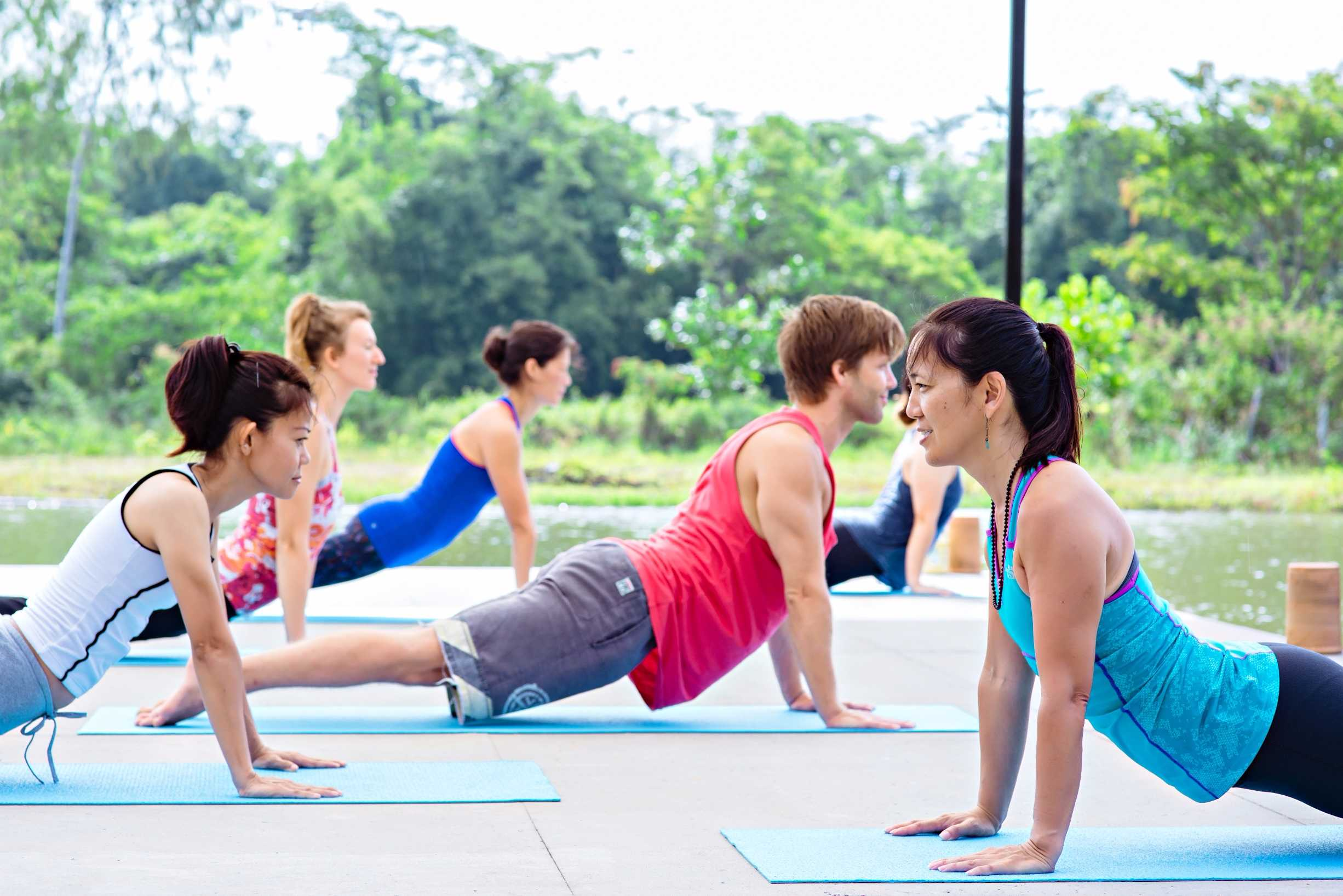 ritiro meditazione yoga in thailandia chiang rai hatha yoga