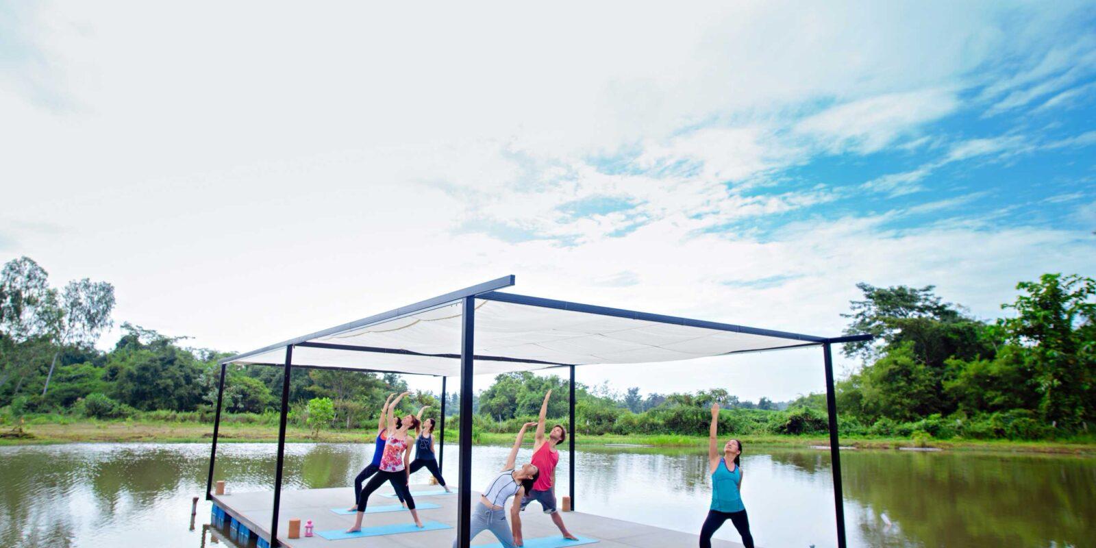 ritiro meditazione yoga in thailandia chiang rai scuola di yoga