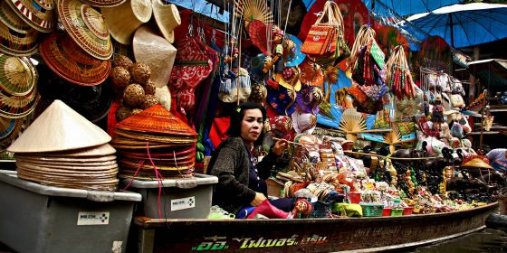 mercato bangkok