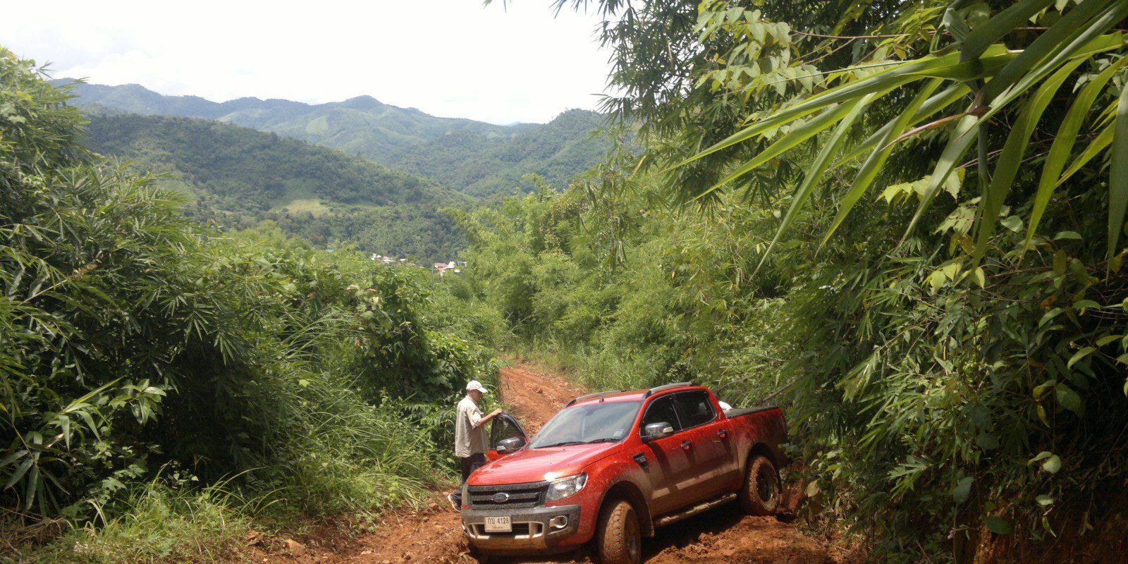 Viaggio Avventura Nord Thailandia