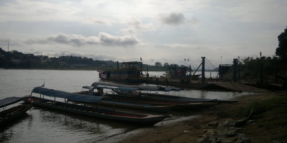Chiang Mai To Luang Prabang Transport