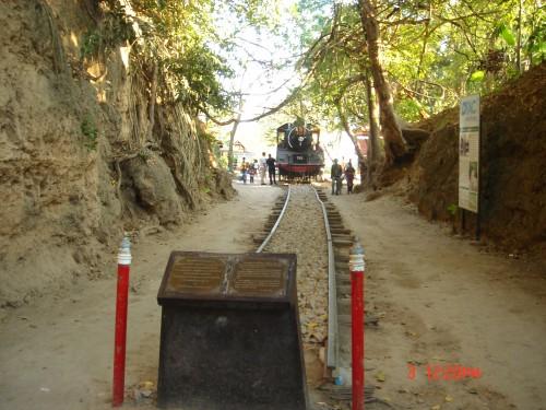 Escursione a Kanchanaburi