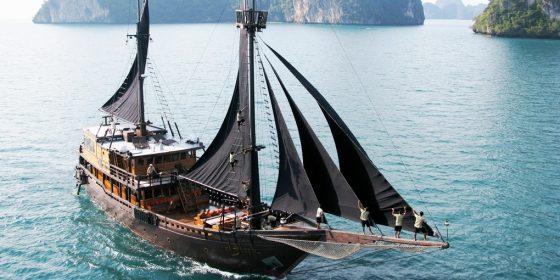 Matrimonio In Yacht in Thailandia