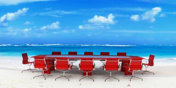 Business travel thailand