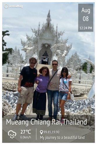 Guida Turistica Thailandese in Italiano
