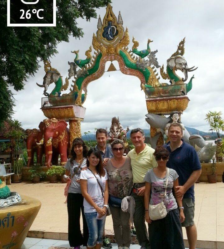 Tour Guide Thailand
