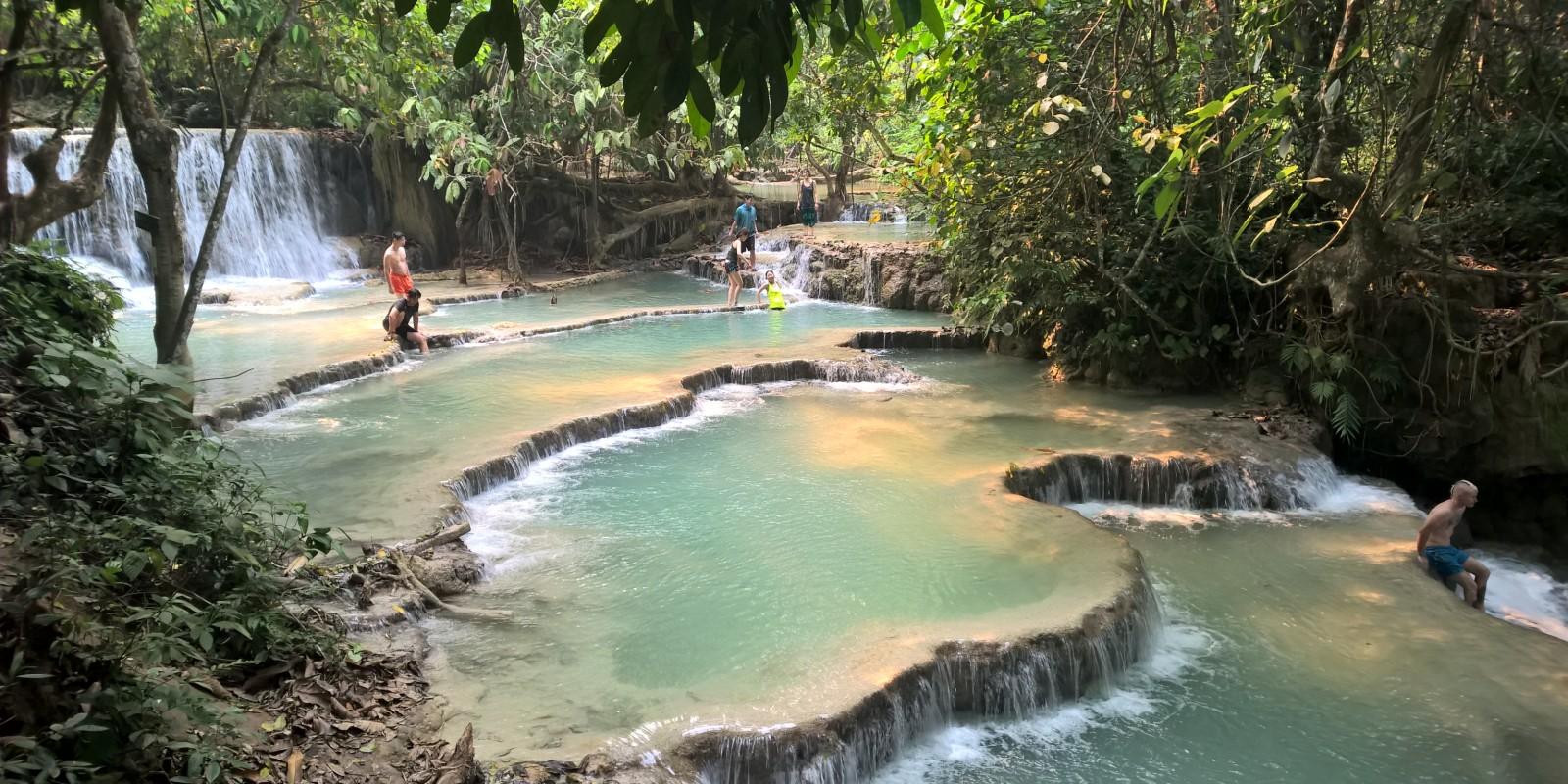 Thailand and Laos Tour