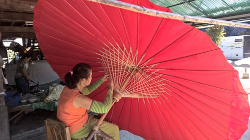 Bo Sang Handicraft Centre