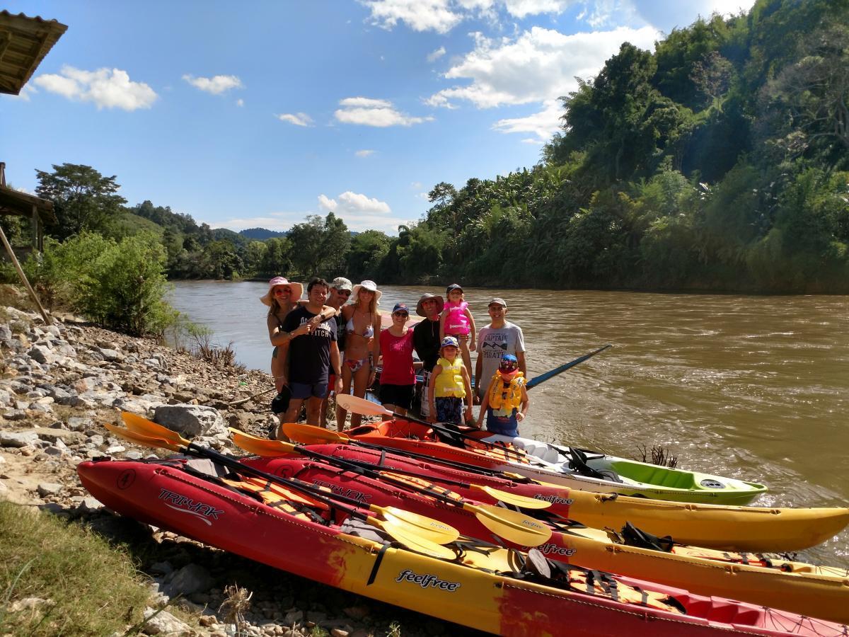 Kayak Chiang Rai FantAsia Travel